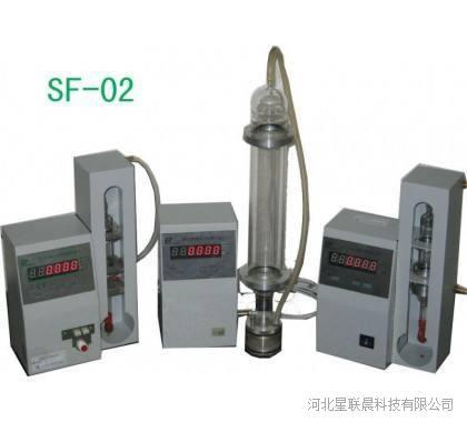 电子皂膜流量计