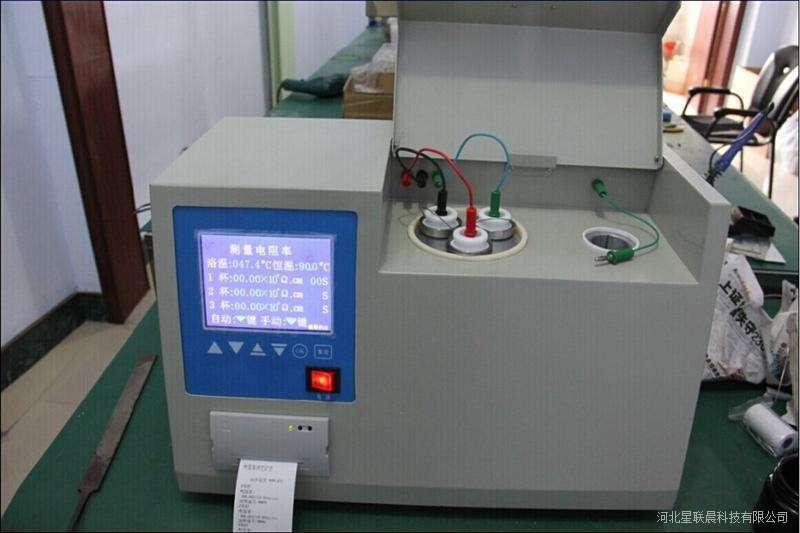 绝缘油电阻率测定仪