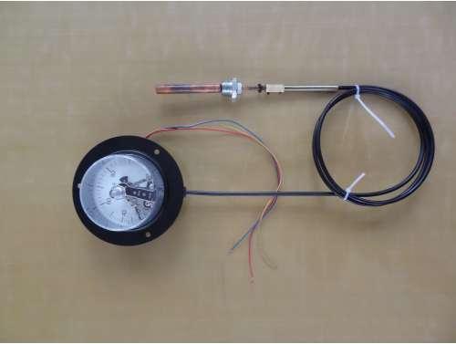 电接点压力式温度计WTZ-288C
