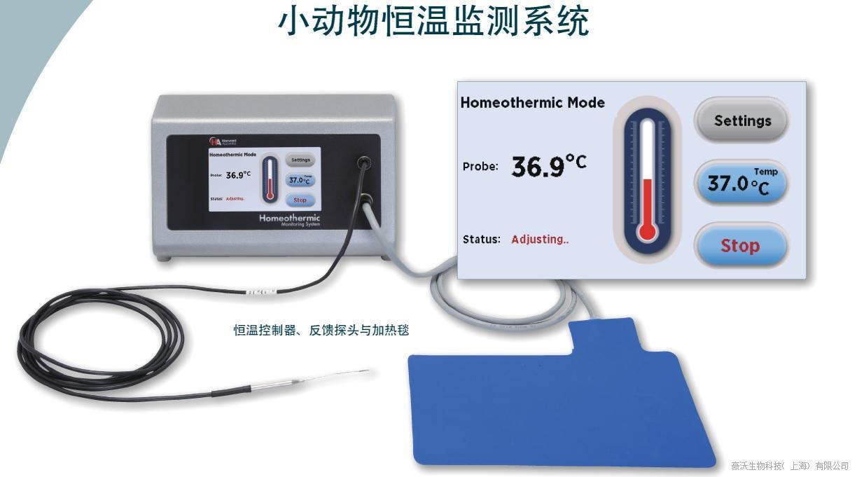 小动物恒温监测系统
