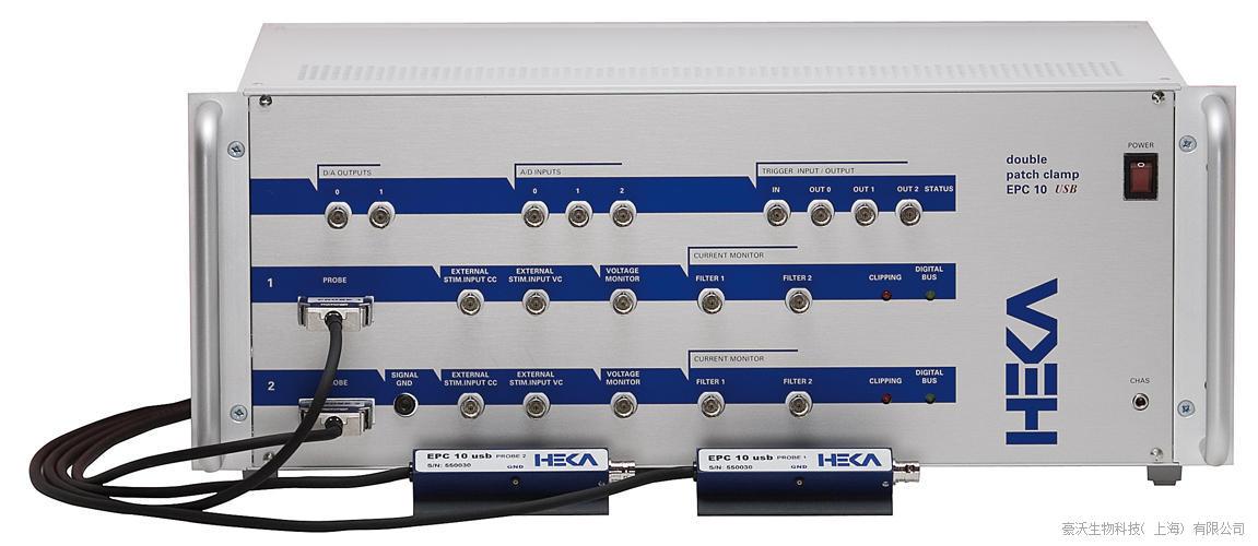 HEKA EPC 10 USB 电生理膜片钳信号放大器