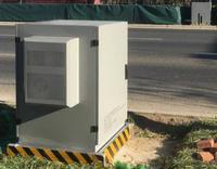 KNF-VEM500L固定式汽柴油一体综合机动车尾气检测系统,机动车尾气遥感监测系统