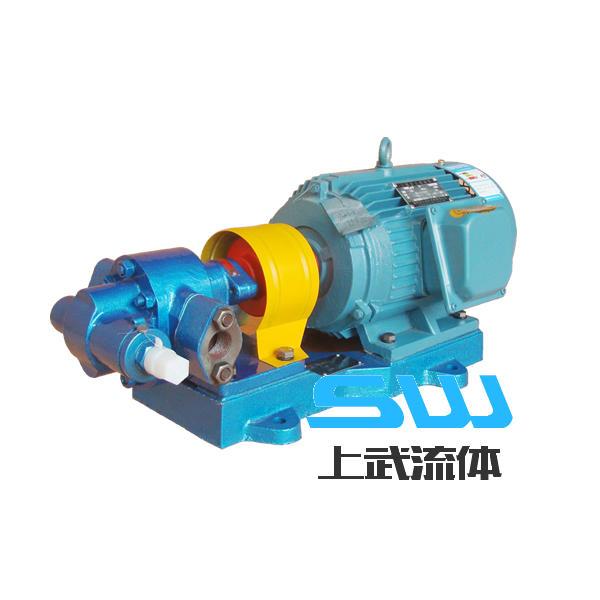 2CY齿轮式输油泵 KCB齿轮泵