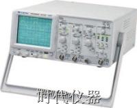 固纬GOS-6103 100MHz模拟示波器|GOS-6103 100MHz模拟示波器