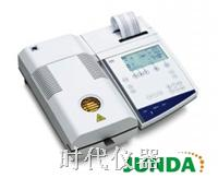 梅特勒HG63标准型卤素水分测定仪