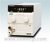日本菊水PMR24-1QU双道跟踪外部控制多输出电源