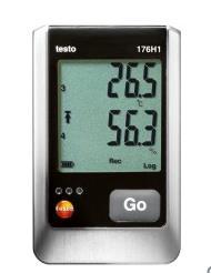 testo 176H1温湿度记录仪