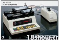 精密注射泵 Pump 33 双注射器独立控制