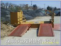 韩国Geowell洗轮机/基坑式洗轮机/工地洗轮机 通过式驱动洗轮机G01