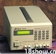 LPS305 | LPS-305系列可编程直流电源 LPS系列可編程直流電源