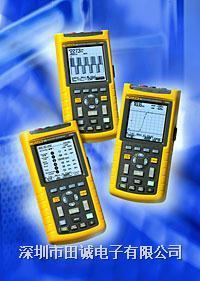 FLUKE(福祿克)Fluke125/007S|F125/007S|F-125/007S手持数字示波表 Fluke125/007S|F125/007S|F-125/007S