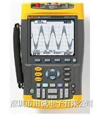 FLUKE(福祿克)Fluke192C|F192C|F-192C手持式彩色示波器 Fluke192C|F192C|F-192C