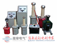 油浸式试验变压器控制台