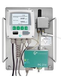 PC 214压缩空气颗粒计数器