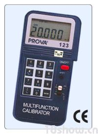 PROVA 123多功能校正仪 PROVA 123