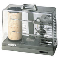 日本佐藤7210-00温湿度记录仪 7210-00