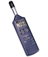 泰仕TES-1361C记忆式温湿度表 TES-1361C