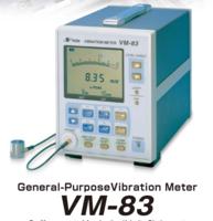 日本理音RION VM-83振动测试仪 VM-83