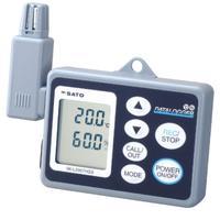 日本佐藤SATO SK-L200THIIα w/SK-LTHIIα-2温湿度记录仪 SK-L200THIIα
