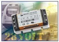 VICOR电源在铁路设备上的使用