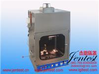 貴州安達煤礦機械有限公司成功向東莞市杰恩檢測設備有限公司訂購酒精噴燈燃燒試驗機