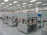 LCD液晶制造净化车间
