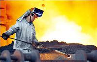 铂铑热电偶在宝钢集团练钢大炉