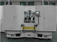 六工位伺服转盘专机-加工压缩机气缸
