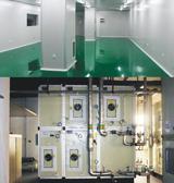 麦林克姆电子厂洁净实验室