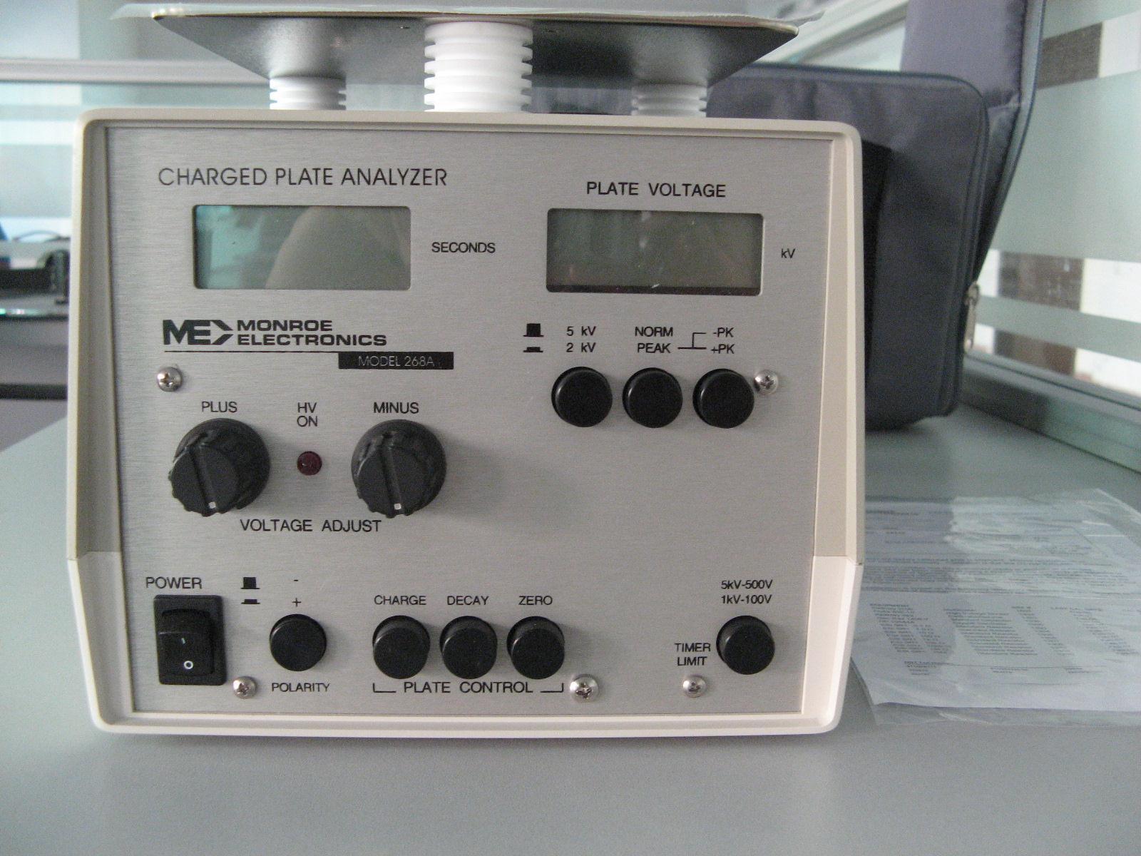 Monroe ME-268A平版式静电测试仪(产地美国)