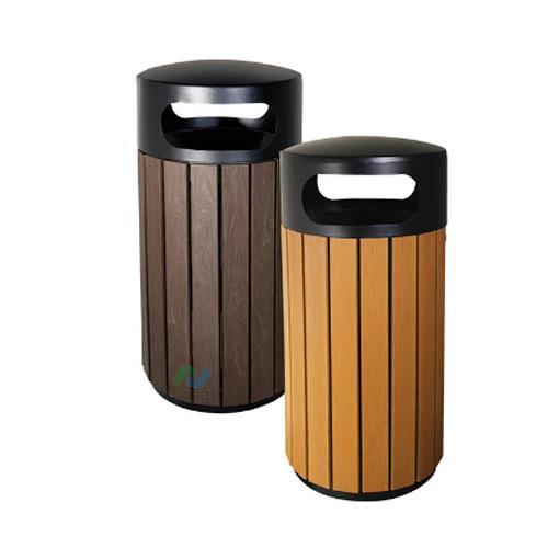 公园圆形垃圾桶 圆形垃圾桶