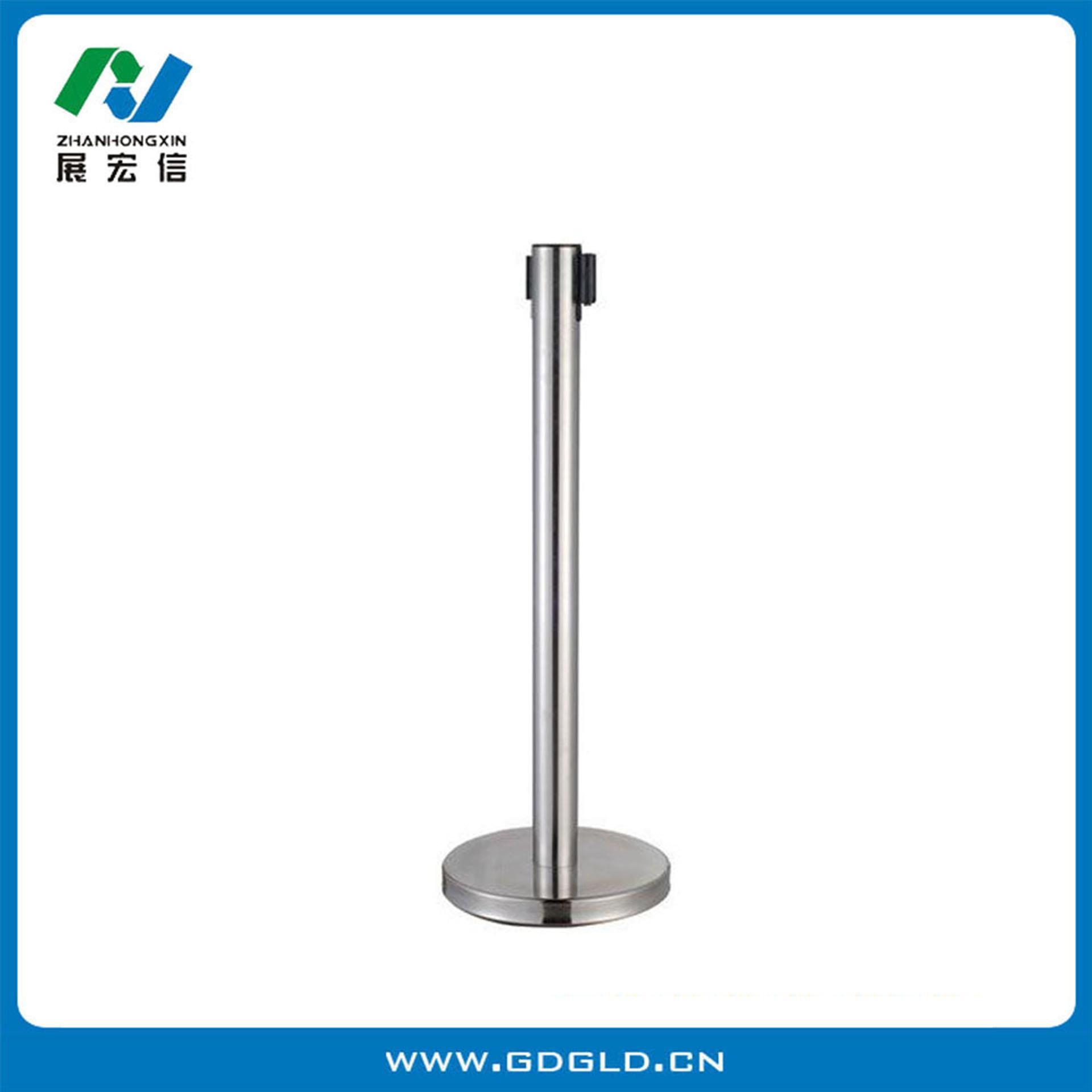 展宏信主要产品:银行一米线 隔离带 伸缩栏杆座 雨伞架