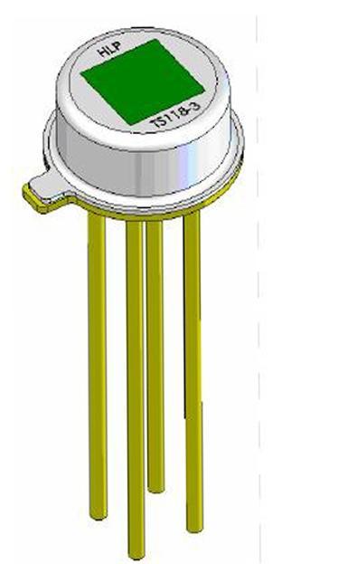 thermopile sensor ts1183 ts1183