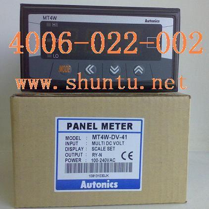 电流输出电流表mt4w-da-40现货autonics mt4w-da-40