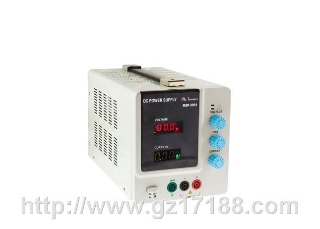 直流稳压电源MSP-3051