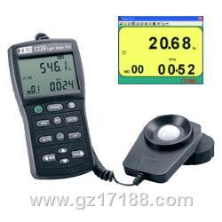 专业级照度计 (RS-232)TES-1339R