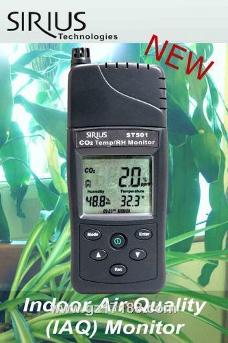 非发散性红外线二氧化碳测试仪ST-501