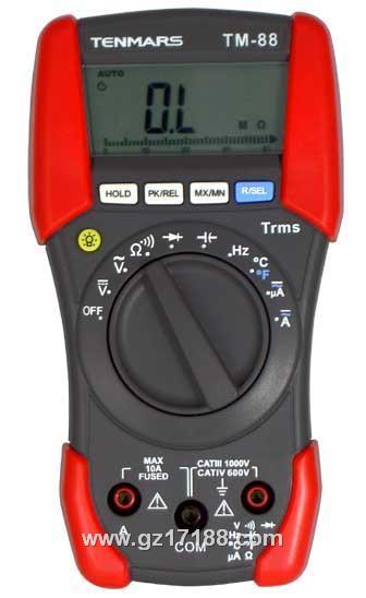 三用电表TM-88