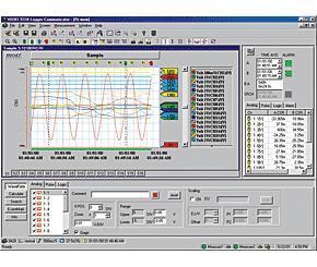 逻辑通讯软件HIOKI9334