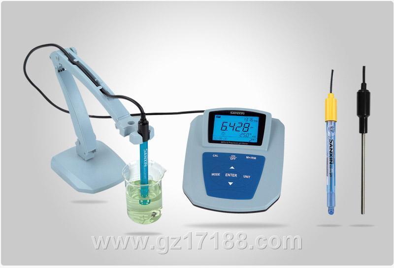 精密实验室pH计 MP512-01
