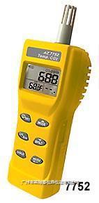 手持式二氧化碳测试仪AZ7752/AZ77532