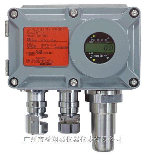 固定式可燃气体检测仪SD-705