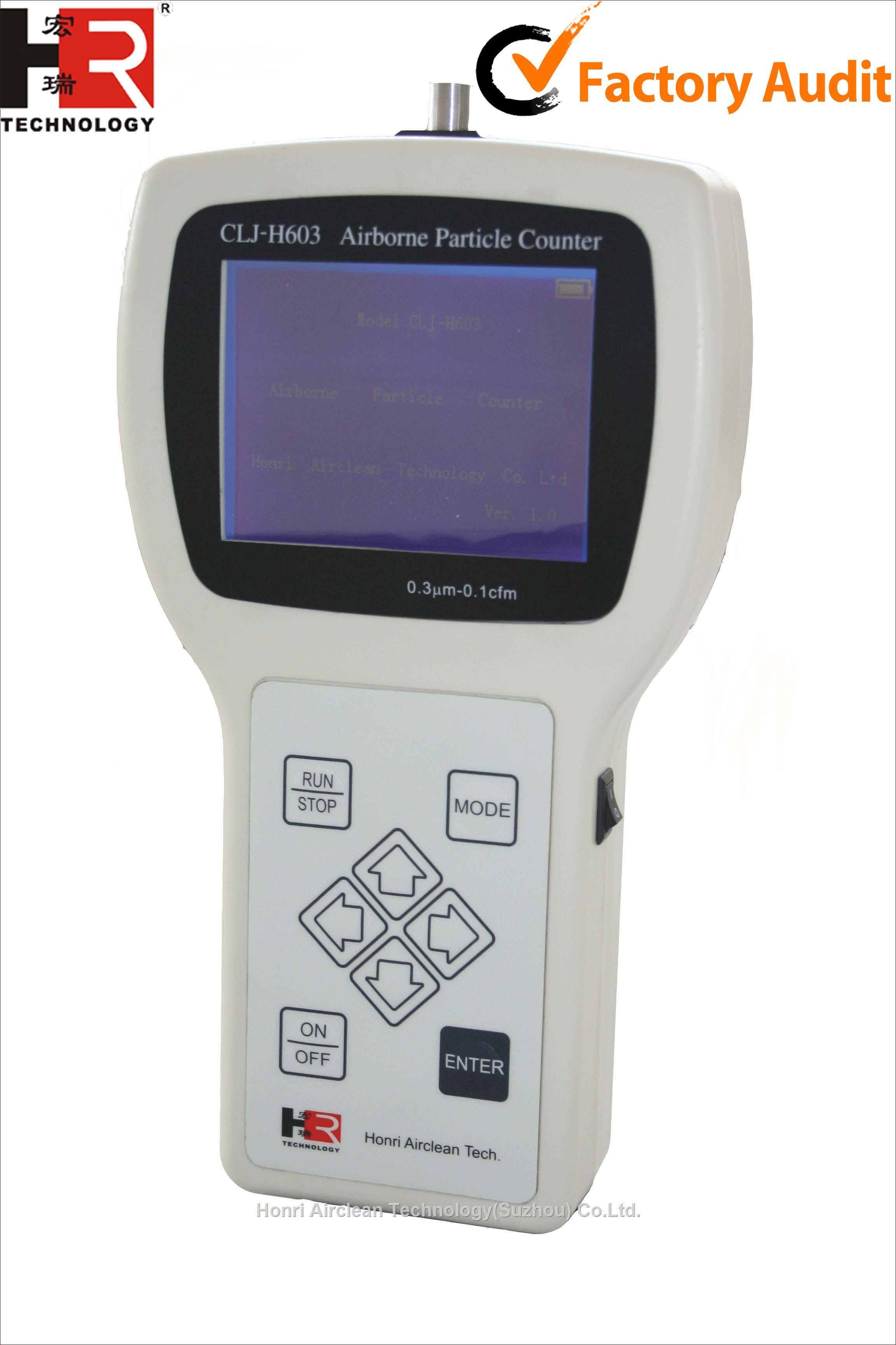 Handheld LCD Display