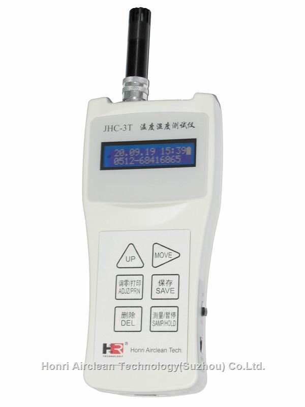 JHC-3T Temperature and Humidity Meter