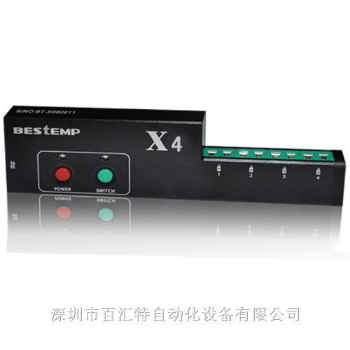 温度曲线测试仪,bestemp炉温测试仪 x4