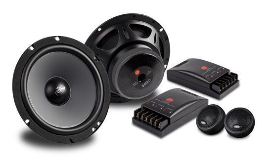 C2000Ⅱ 汽车扬声器系统