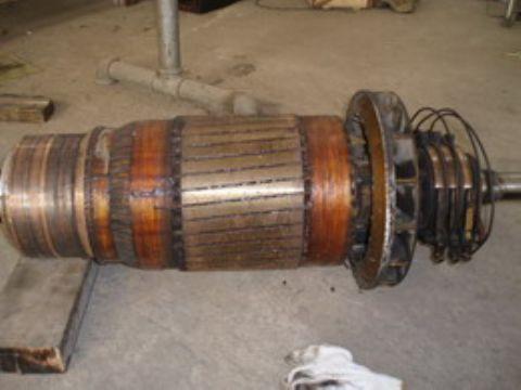 三相整流子电机维修 三相整流子电机修理 三相整流子