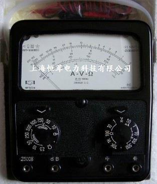 万用电表 mf500