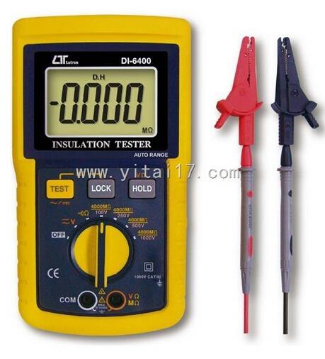 DI-6400绝缘阻抗测试计