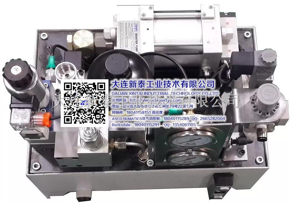 机床用数控分度盘小型液压站图片